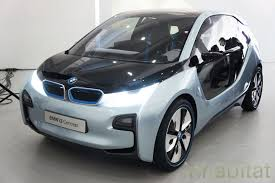 bmw electric vehicle photos bmw unveils i3 electric car and i8 hybrid electric vehicle