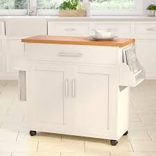 small kitchen carts and islands kitchen islands carts youll wayfair within kitchen islands