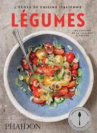 livre de cuisine italienne végan le livre de cuisine végétalienne food cookery phaidon
