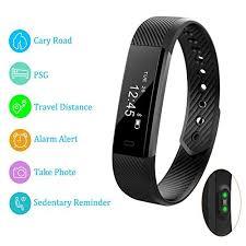 iphone sleep monitor bracelet images Redgo wireless activity and sleep monitor pedometer smart fitness jpg