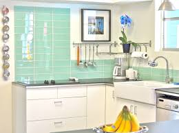 kitchen subway tile backsplash ideas with white cabinets cottage