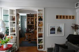 How To Build A Built In Bookcase Into A Wall 25 Bright Ideas For Incorporating Open Shelves Into Your Space