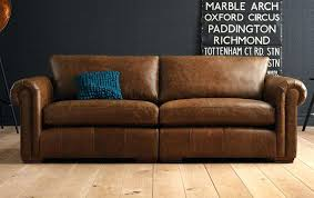 Aspen Leather Sofa Brown Leather Sofa Custom Brown Leather Sofa With Studs New At