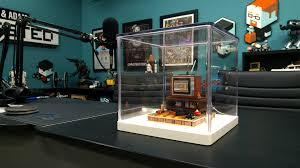led light box ikea iikea synas display cases tested