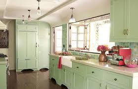 kitchen fresh green kitchen cabinet in modern kitchen with white