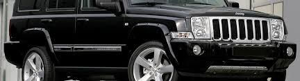 jeep commander black headlights jeep commander accessories parts carid com