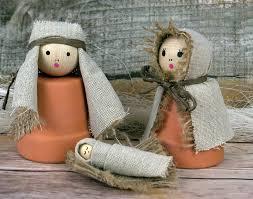 crafty christmas nativity ideas for kids little crafty bugs blog