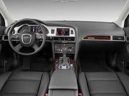 audi a6 3 0 l image 2010 audi a6 4 door sedan 3 0l quattro prestige dashboard