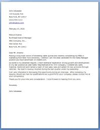 Amazing Cover Letter Example by Sales Manager Cover Letters Resume Downloads For It Manager Cover