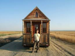tumbleweed house news flash jay shafer taking his tumbleweed tiny house to occupy