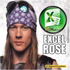 Axl Rose Meme - excel rose by guns roses meme axl rose by agostinadas meme center
