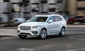 volvo trucks build and price 2016 volvo xc90 t8 plug in hybrid test u2013 review u2013 car and driver