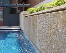 Backyard Feature Wall Ideas 58 Best Water Features Images On Pinterest Gardens Water Walls