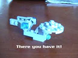 how to make a mini lego enterprise from the new movie youtube