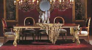 versace dining room table versace home and other high end italian furniture brands come