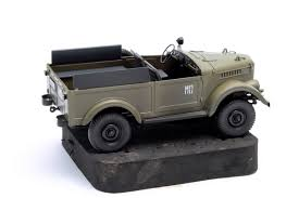 gaz 69 off road master models gaz 69 bronco 1 35