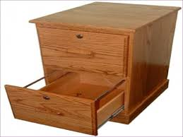 Wood File Cabinets With Lock by Oak Filing Cabinet 4 Drawer 3 Drawer Wooden Filing Cabinets Home