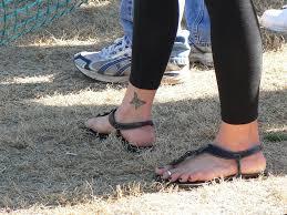 butterfly ankle tatcon flickr