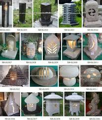 Japanese Garden Lamp by Oriental Outdoor Lighting