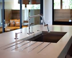 kitchen faucet placement how to place holes for accessories of an undermount sink