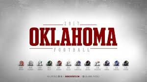 2017 nfl schedule release ou u0027s 2017 big 12 football schedule announced oklahoma sooners