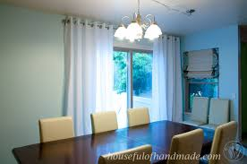 How To Sew Curtains With Grommets How To Sew Curtains With Grommets For Only 45 A Houseful Of