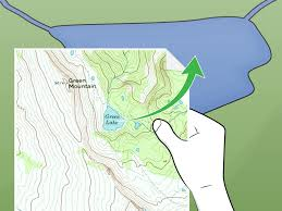 How To Read A Topo Map 4 Ways To Read Topographic Maps Wikihow