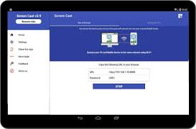 android screencast screen cast view mobile on pc android apps on play