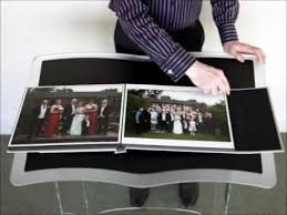 Magnetic Photo Album 14x11 Magnetic Designer Album In Champagne At Morley Hayes Youtube