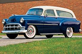 nomad car for sale 1953 chevrolet nomad early iron rod network