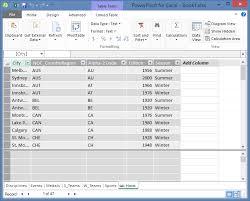 tutorial extend data model relationships using excel power pivot