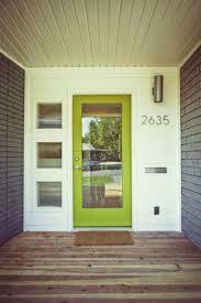 green front doors modern door colors pictures of colorful