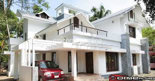 Beautiful Home Designs Photos 2500 Sq Ft A Beautiful Home Design In Kerala Home Pictures