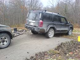 tracker jeep what do you tow with your commander page 12 jeep commander
