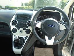 ford ka 1 2 zetec 3dr silver 2010 in saxilby lincolnshire