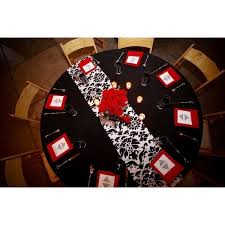 Red And White Centerpieces For Wedding by Red And Black Reception Ideas Red White And Black Reception