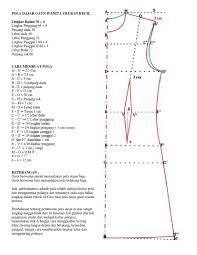 dasar membuat pola baju ebook download 1525286424 v 1