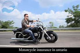 motorcycle insurance in ontario