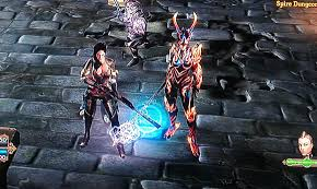 dungeon siege 3 split screen katarina anjali endgame appearence pics for those who care