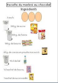 recette cuisine maternelle marbre1 recette cuisine maternelle marbré le