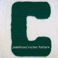 the 25 best crochet letters pattern ideas on pinterest crochet