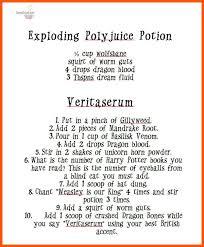 harry potter potions class experiments imagination soup