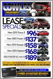 ford lease ford lease deals