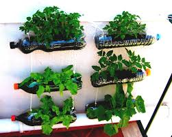 how to create best diy garden ideas with recycled materials