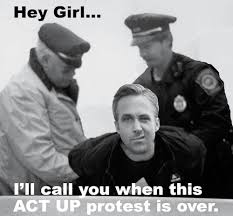 Ryan Gosling Acts Out Hey Girl Meme - a meme of our own poz