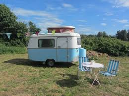 167 best blue vintage caravans images on pinterest vintage