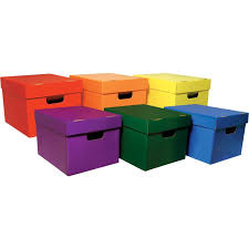 classroom keepers storage tote assortment 6 pack
