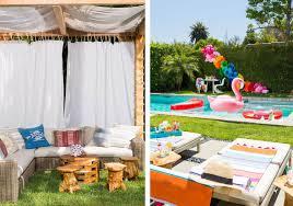 11 super stylish backyard hangouts