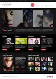 30 free u0026 premium photography html website templates
