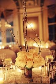 modern rose and branch wedding centerpieces budget brides guide
